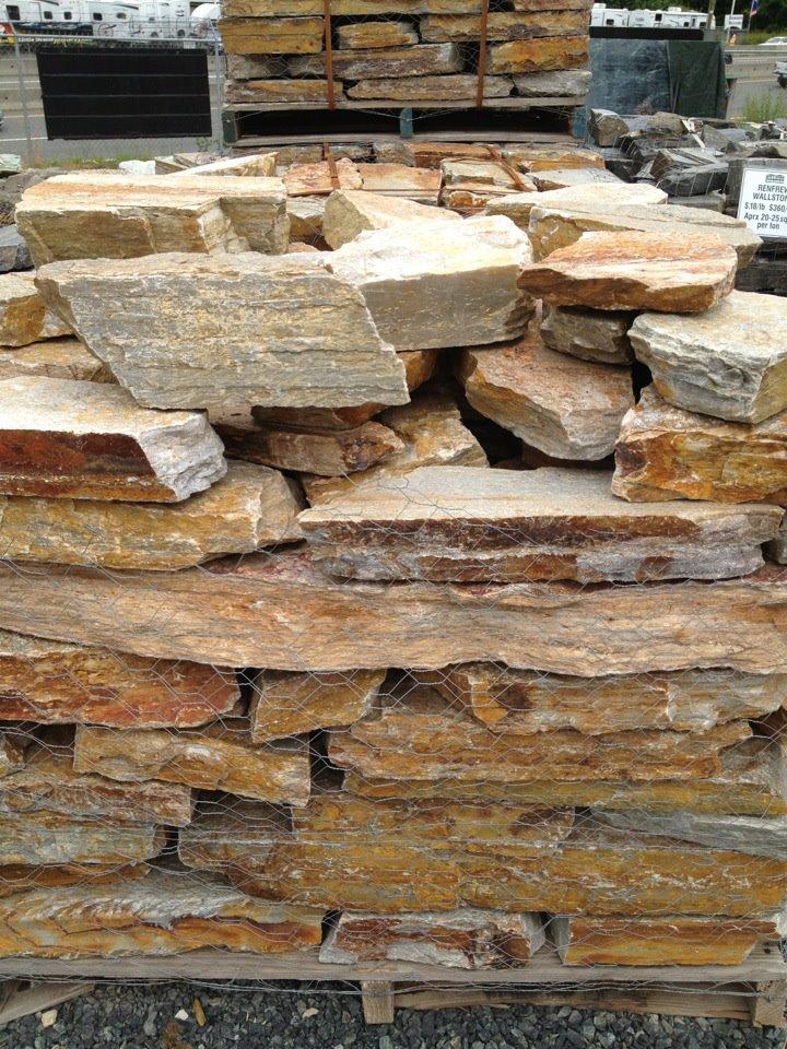 Drystack Wallstone