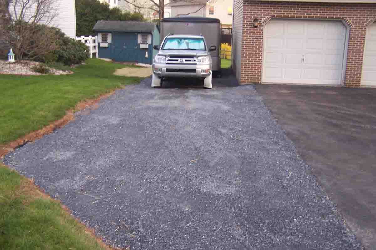 Driveway And Pathway Tips And Suggestions